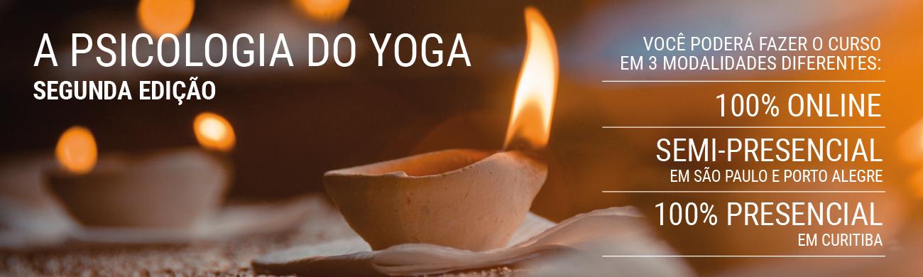 A Psicologia do Yoga – Inscrição